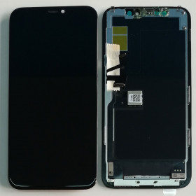 LCD DISPLAY FRAME FOR APPLE IPHONE 11 PRO TOUCH SCREEN GLASS SCREEN