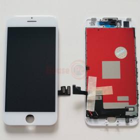 LCD-ANZEIGE + RAHMEN WEISS NCC PASSEND FÜR APPLE IPHONE 7 PLUS TOUCH SCREEN GLASS