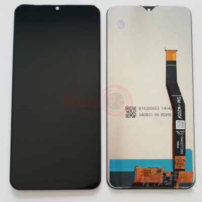 LCD DISPLAY PARI ORIGINAL FOR GALAXY M20 M205F TOUCH SCREEN GLASS SCREEN