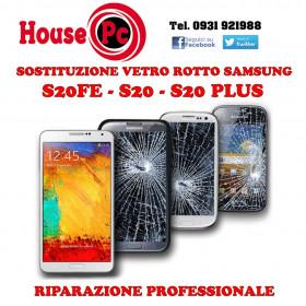 Galaxy S20 S20 PLUS S20FE Ersatzglas-Ersatz-LCD-Display Reparatur