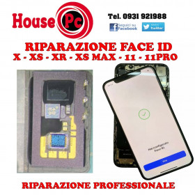 Reparación de FACE ID para iPhone X - XS - XR - XS MAX - 11-11 PRO - 11 PRO MAX
