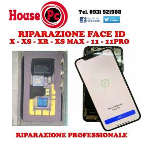 Riparazione FACE ID per IPhone X - XS - XR - XS MAX - 11 - 11 PRO - 11 PRO MAX