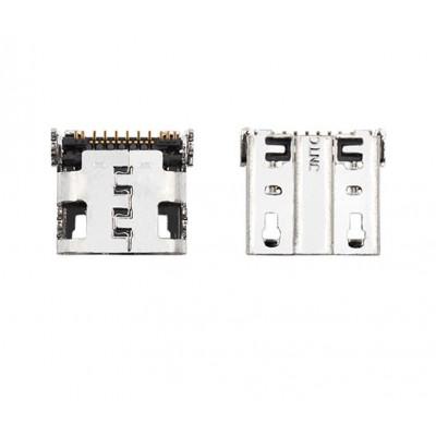 Conector De Carga Micro Usb Para Galaxy Note Ii N7100