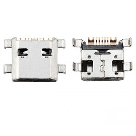 Charging connector micro usb galaxy s3 mini i8190 data charging port for samsung
