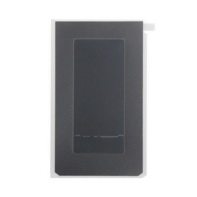 Adesivo Retro Lcd Per Samsung Galaxy Note 2 Sticker Colla Frame Posteriore