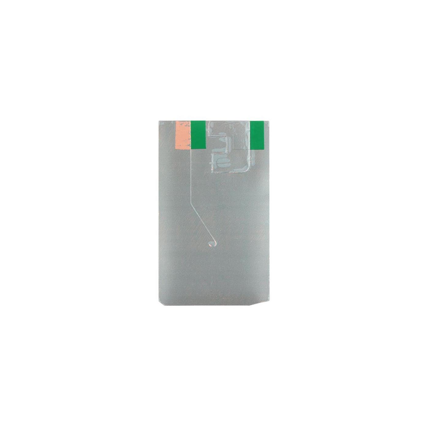 Etiqueta engomada del LCD retro Etiqueta engomada del Samsung Galaxy S5 Parte posterior del pegamento Volver
